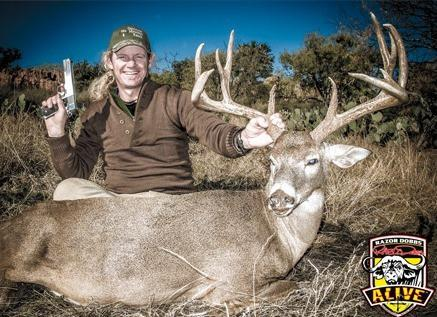 Razor Dobbs Alive on Lone Star Outdoors Show